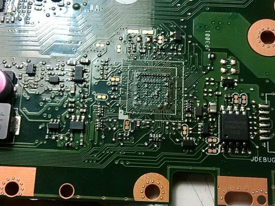 перегретый процессор